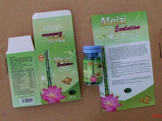 Chiny Botanic Meizi Evolution Soft Gel, Best MZE Meizi Evolution Diet Pills fabryka