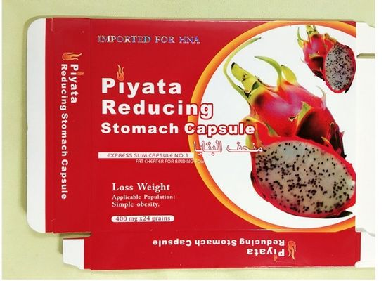 Chiny Piyata Reducing Stomach Fruit and Vegetable Odchudzanie Kapsułki Natural Weight Loss Pills fabryka